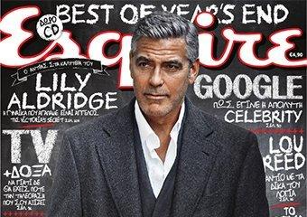 Esquire Δεκεμβρίου 2013