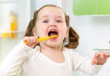 Πρόληψη για ένα υγιές παιδικό χαμόγελο